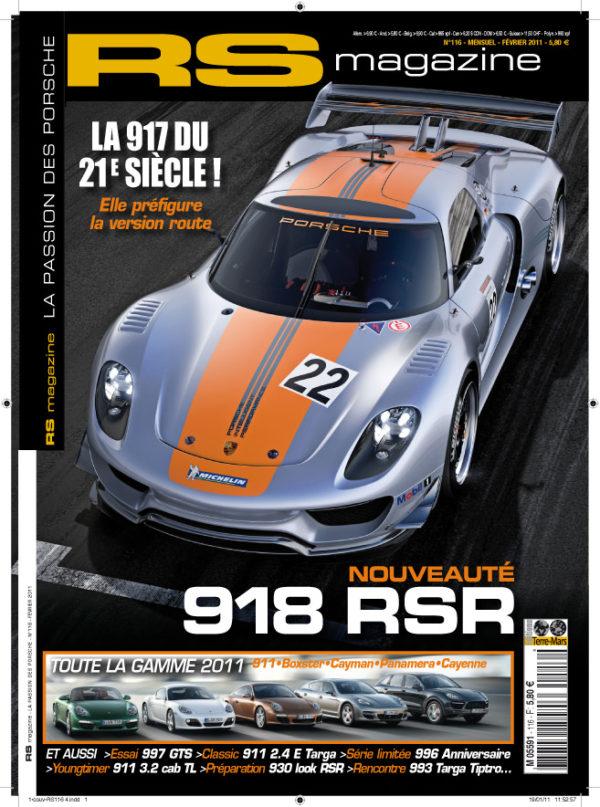 RS Magazine 116