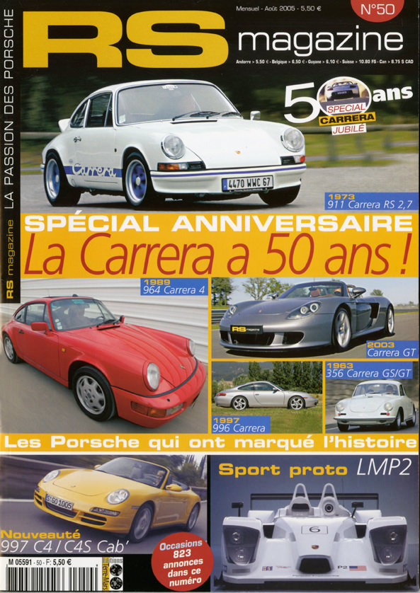RS Magazine 50