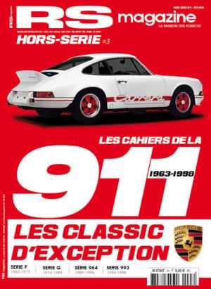 Toutes les Porsche 911 Classic
