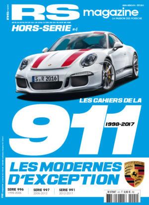 Toutes les Porsche 911 moderne d'exception