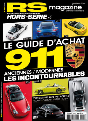 Choisir sa Porsche 911