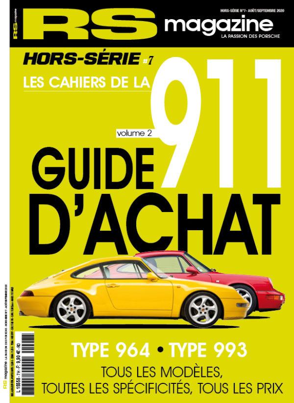 Choisir sa Porsche 911 Type 964-Type 993