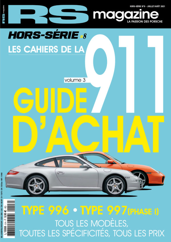 Choisir sa Porsche 911 Type 996-Type 997 phase I